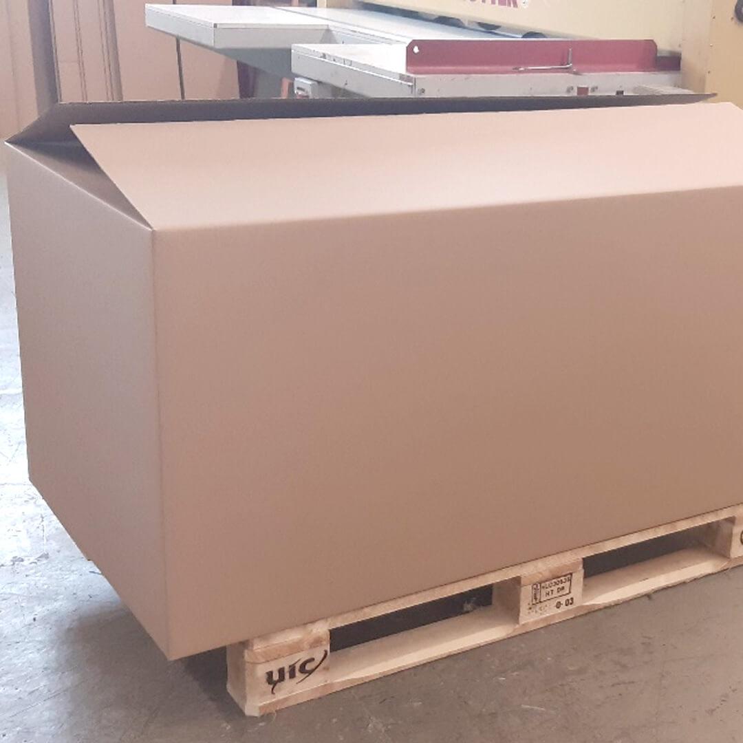 nagy méretű doboz gyártása